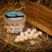 Kulki Fluo Pop-Up Challenge – White Worm